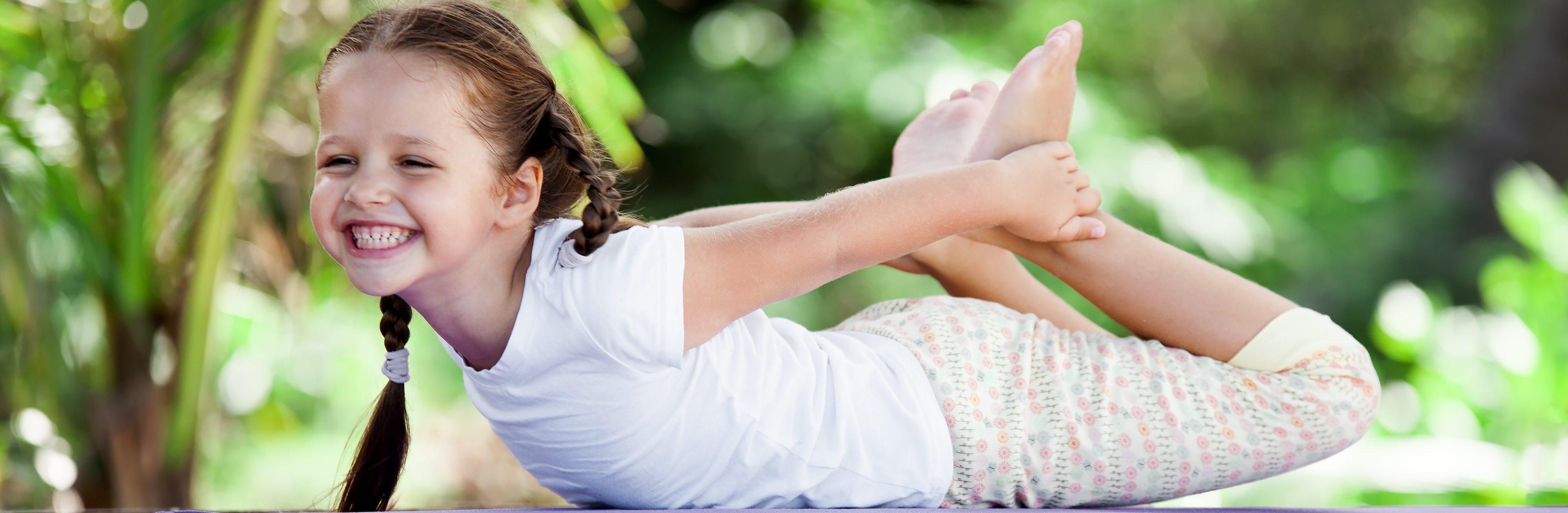 Youth Yoga Pose