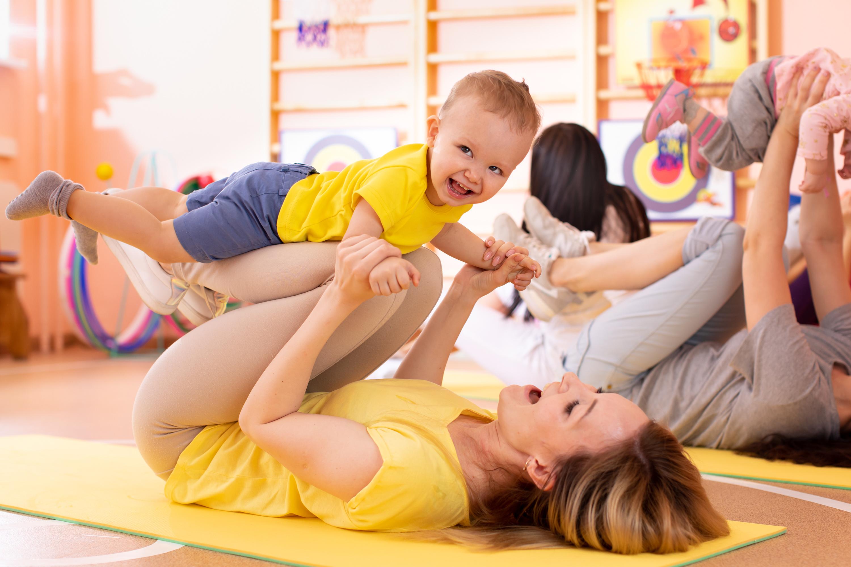 Yoga for Brisbane Childcare Centres